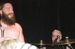 Hobble (Drizzten) Tags: music rock austin drums punk pentax live flash hardcore singer hobble sigma17702845macro k20d creeksidelounge metzmecablitz48af1 geneloncon oriahlonsdale