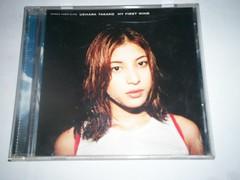 原裝絕版 200年 SPEED 上原多香子My Frist Love  VCD 中古品