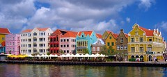 The beautiful Town of Willemstad on the Caribbean Island of Curacao (MarsW) Tags: west heritage dutch site unesco curacao lesser willemstad antilles indies influence carribeanocean elcaribe abigfave colorphotoaward theunforgettablepictures goldstaraward worldwidelandscapes architecturecolour updatecollection pontoonharbour