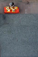 Bird view (zane) Tags: street streetphotography birdview strassbourg strasburgo osternpasqua2009