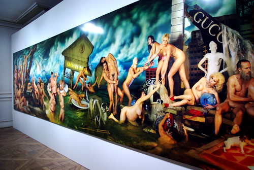 david lachapelle photos. Deluge by David LaChapelle