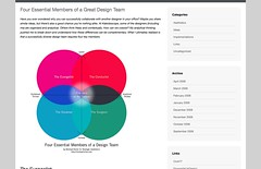 Four Essential Members of a Great Design Team | Michael Roller_1240565934178