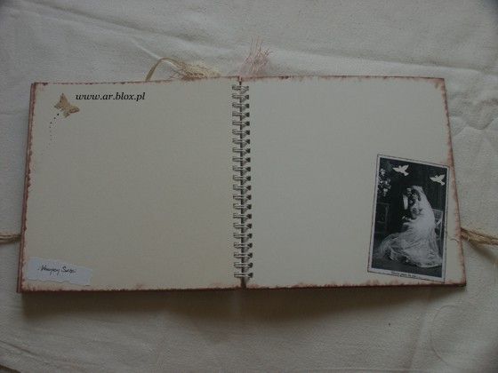 wedding guest book - inside10