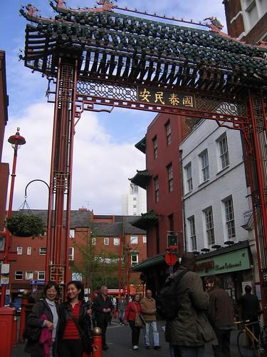 London Chinatown!