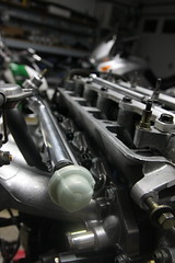 honda db b17 da acura integra db2 fpr wiringharness da9 camgears fuelinjectors fuelrail fuelpressureregulator b17a b17a1 crankpulley watertempsendingunit itrintakemanifold