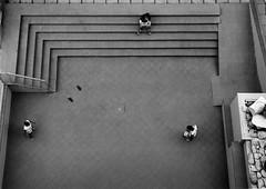Il terzo uomo (OCChiOT3RZO) Tags: street bw italy man italia minolta soccer bn juego periferia biancoenero spiel analogica thethirdman citt calcio jeu gioco stadio streetshot prospettiva tifo pallone ragazzi gradini giocare  photographia bncitt minoltadinax40 occhioterzo occhiot3rzo
