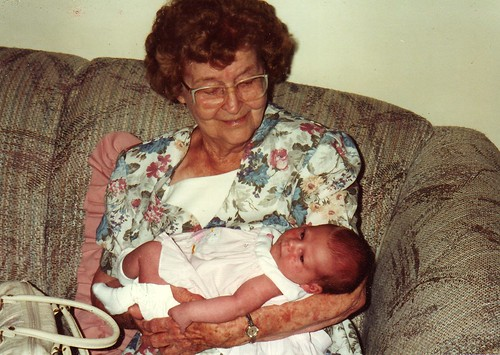Great Granny and the Little One