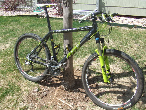 2009 Topeak-Ergon team hardtail