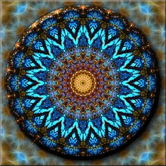 KFC68-1 (Lyle58) Tags: blue abstract color geometric circle design colorful pattern kaleidoscope mandala symmetry zen harmony reflective symmetrical balance circular allrightsreserved kscope kaleidoscopic kaleidoscopes kaleidoscopefun kaleidoscopesonly lyle58