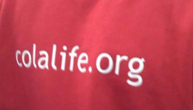 Colalife t-shirt