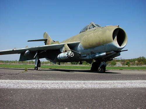 DDR Luftwaffe Lim-5 Gatow