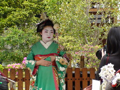 Fake Geisha