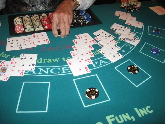 Gambling block for ipad