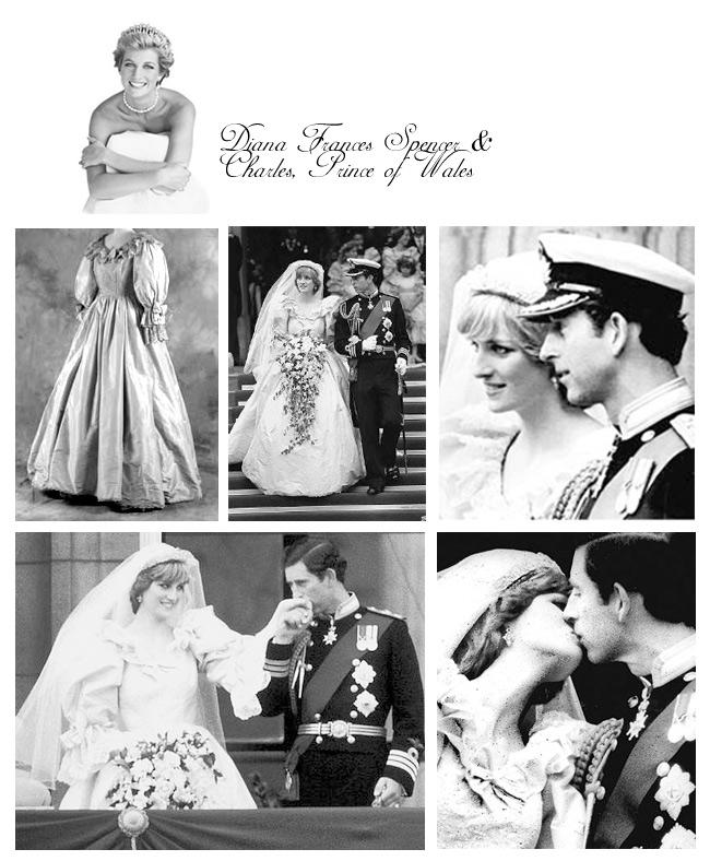 Sławne wesela – Diana Spencer i Książę Karol