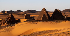 sudan - the black pharaohs (Retlaw Snellac) Tags: africa travel photo sudan nubia kush meroe blueribbonwinner