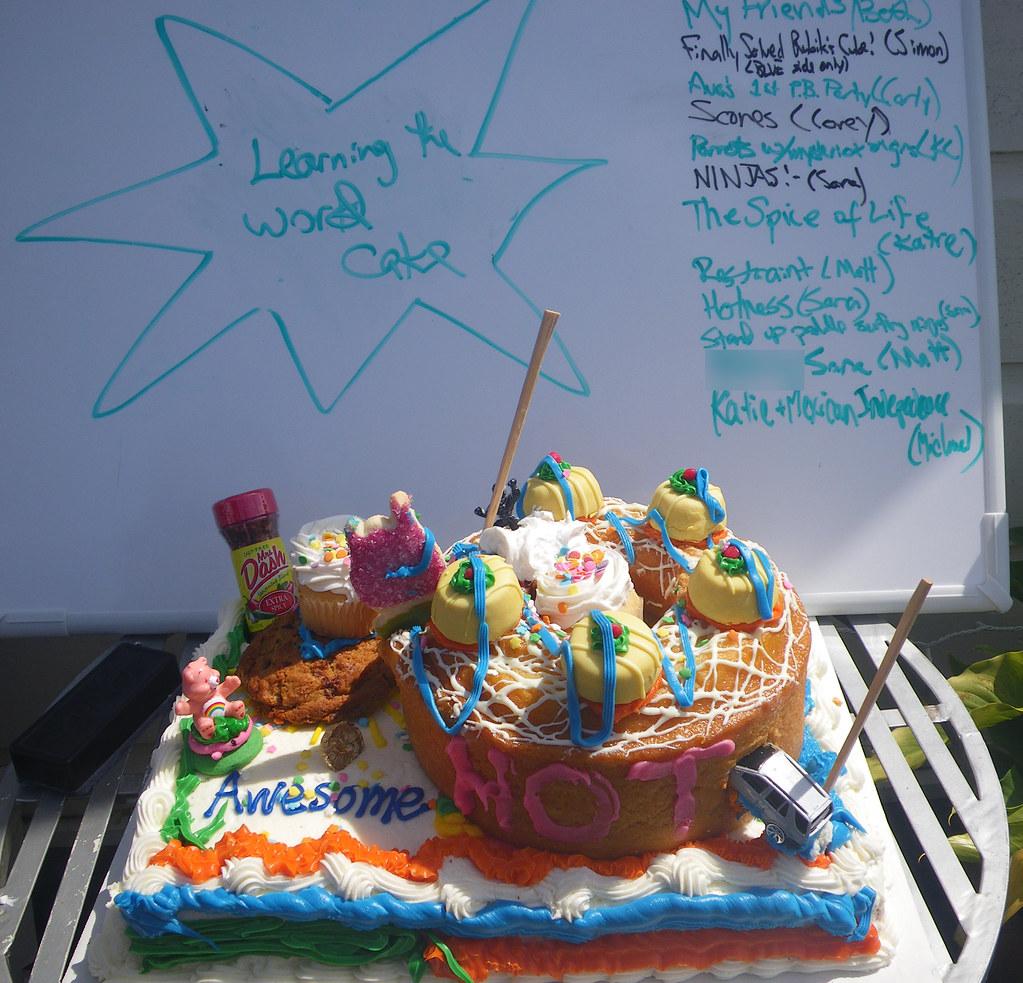 Celebration 13 - Learning the Word Cake