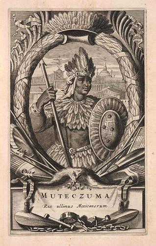 010- Moctezuma 1671