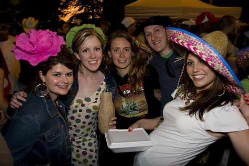 Cinco de Mayo in Mexican Town and Prohibition Party @ Ye Olde Tap Room