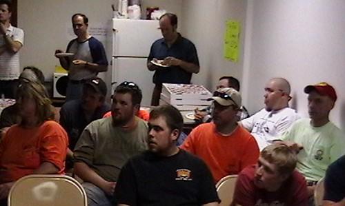 PA: Union members in York, PA Watch New Arlen Specter Ad