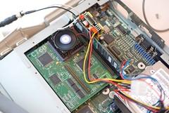 CT63 Setup (joehendrix) Tags: vintage computer technology atari motorola falcon accelerator homecomputer ct63 ct60 falcon030