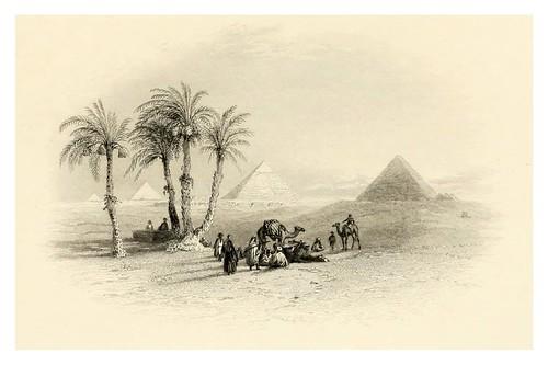028-Las Piramides-Bartlett, W. H. 1849