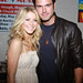 Julianne Hough & Chuck Wicks-Music4Music   Photo Credit  Bev Moser for Digital Rodeo