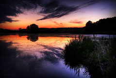 Nohavicka pond (StafbulCZ) Tags: light sky nature clouds canon reflections landscape eos pond colours czech level czechrepublic tamron hdr jarek gettyimages jicin krajina obloha cesko echy esko jin tamron1750 400d eos400d canoneos400d eskrj fbdg theperfectphotographer fractalius stafbulcz jinsko nohavicka jaroslavvondracek