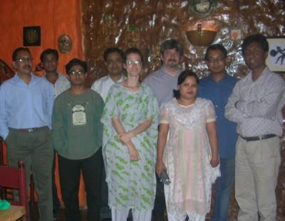 RI-SOL Bangladesh Country Office staff at El Toro