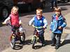 in bici a tutte le età