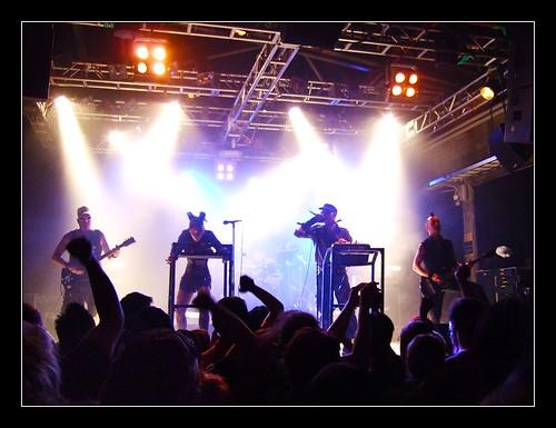 KMFDM - Nosturi, Helsinki - 13.6.2009 -03