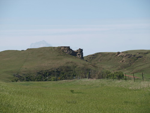 Old Ten butte