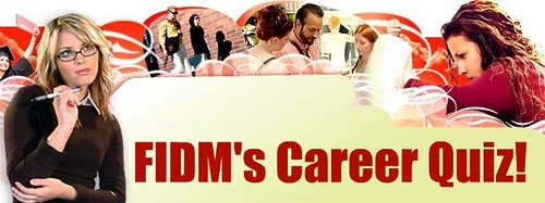 FIDM's Career Quiz