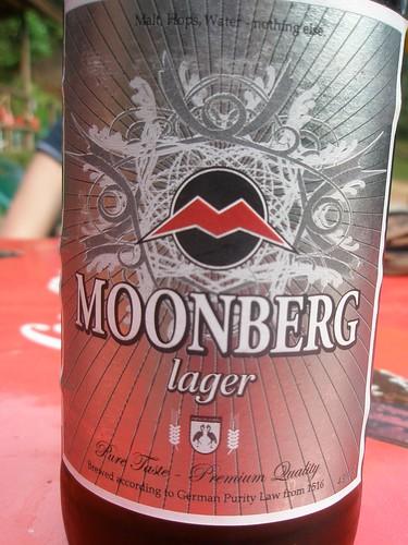 Moonberg - Uganda