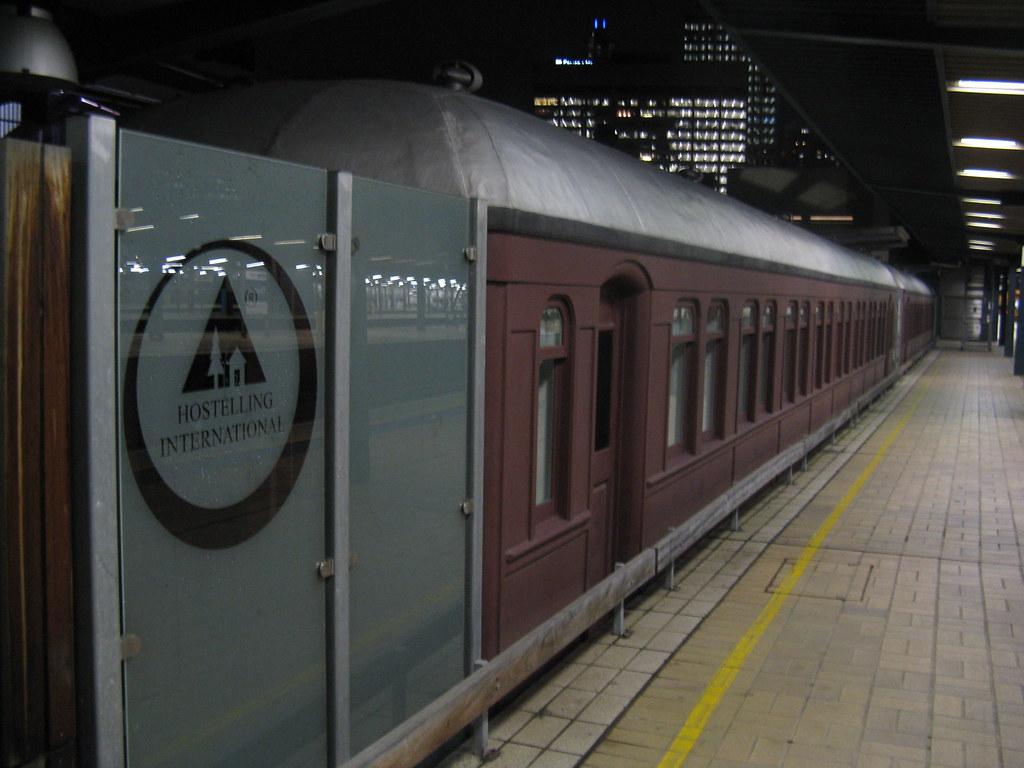 Sydney Central Station hostel