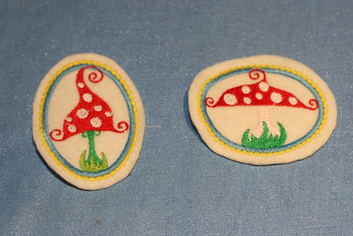 mushroombuttons