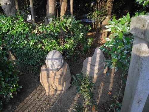 猿石(吉備姫王墓)@明日香村-10
