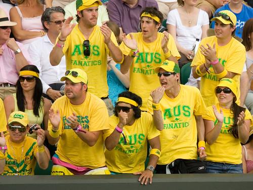 Fanatics, 2009 Wimbledon