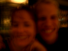 Blurry Steven and Patty
