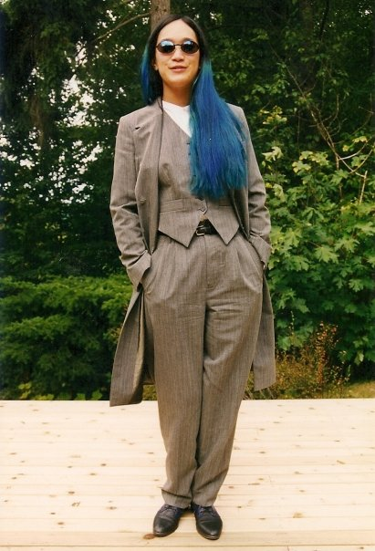 Me in my Banker's Suit