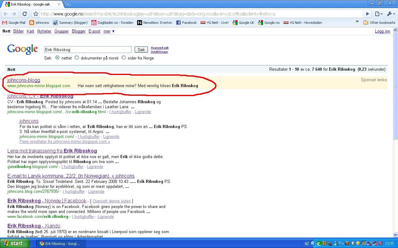google annonse