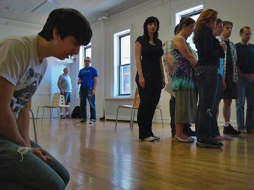 LPOTS rehearsal - Kostoyev Appears