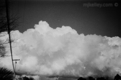 Early Photos 1990s: Cloud Bank