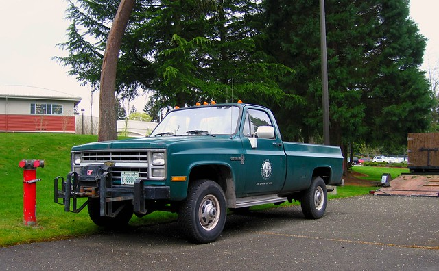 4x4 Chevy - Bellevue School District