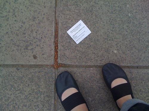 foot stopper
