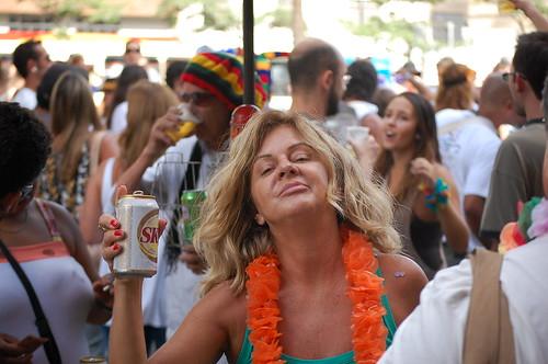 Bloco de Samba