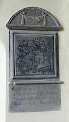 Memorial, St. Martin - Welton