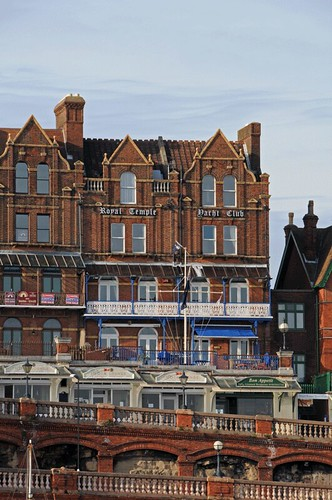 Royal Temple Yacht Club, Ramsgate Harbour, Kent