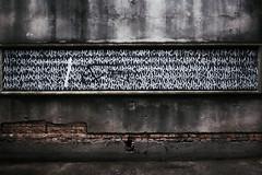 Gente, vamos estudar mais, vai... (poperotico) Tags: old brasil saopaulo classroom zonaleste zl blackboard antigo abandonado lousa educação quadronegro saladeaula vilamariazelia escolademeninas
