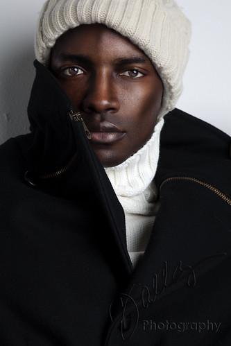 Model:  Antonio Barnes