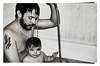 gal·la a la dutxa amb el papa 2 - s'acosta l'hora del drama i amb ell el final de aquesta trilogia !!!! :-} (explore nº 265 !!!) Feb 26, 2009